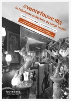 #VenteFauve183 • La Fabuleuse collection de Serge Merlin